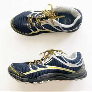 Merrell Glove Running Trail Mens Shoes 10.5
